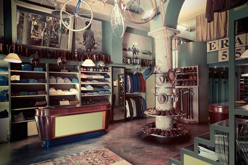32d46dae9b Eral 55 - Abbigliamento Uomo Donna a Milano | ShoppingMap.it