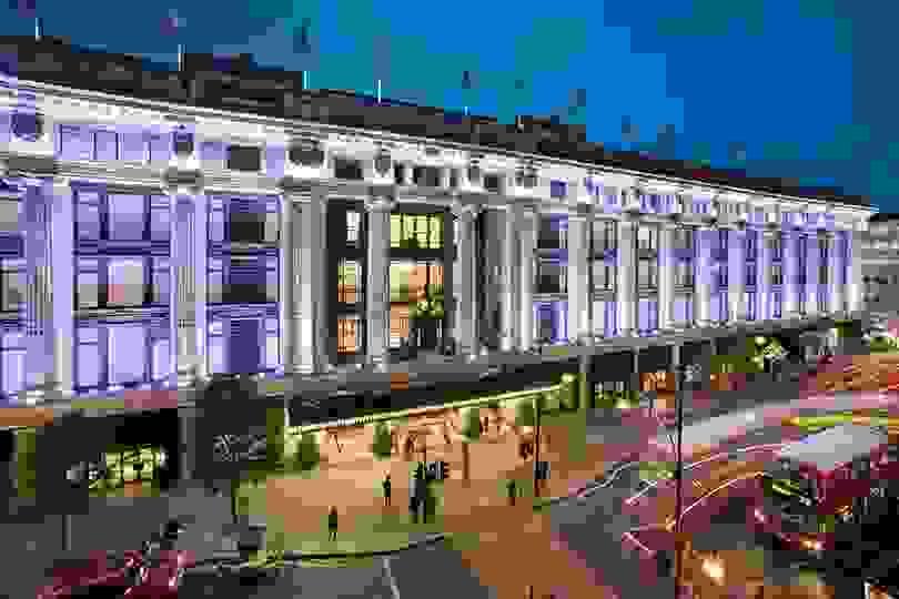Selfridges London