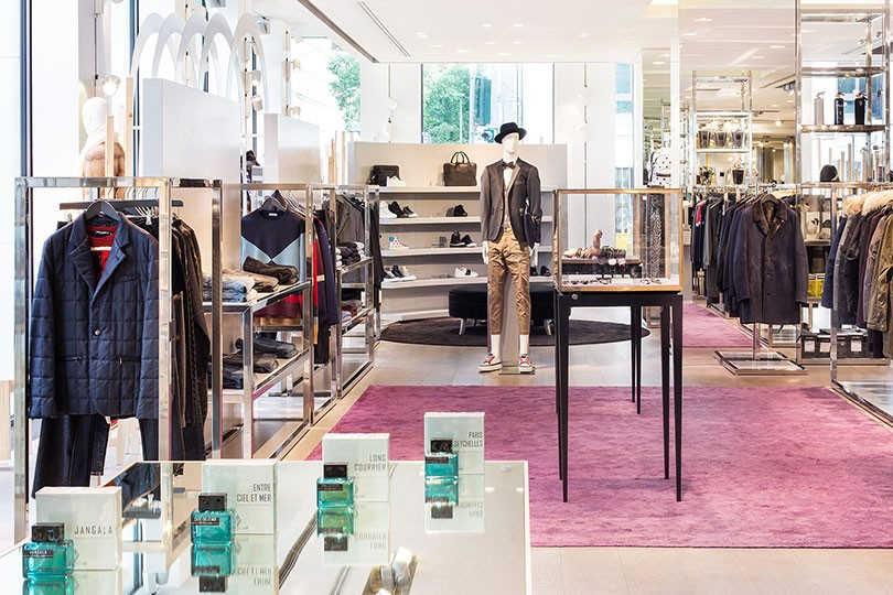 apropos dusseldorf clothing store in d sseldorf. Black Bedroom Furniture Sets. Home Design Ideas