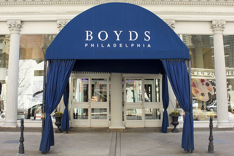 99aa58df6a47 Boyds - Clothing store in Philadelphia