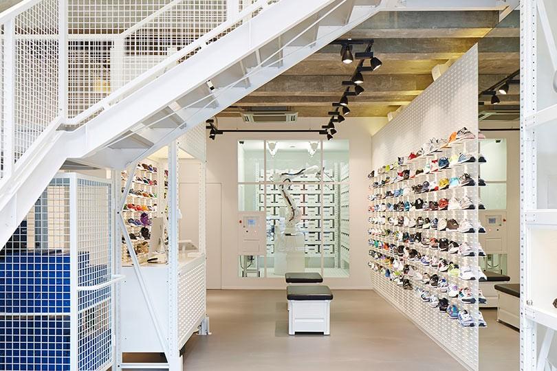 Solebox Berlin Clothing store in Berlino |