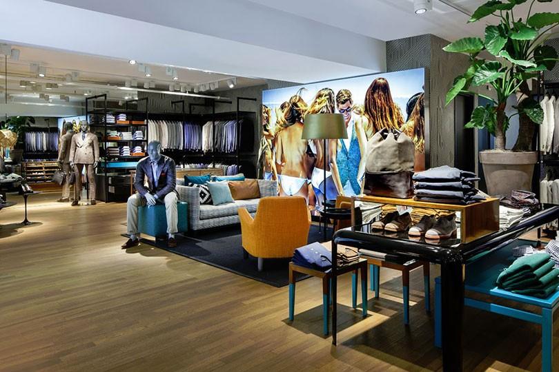 Stanley Korshak Clothing Store In Dallas