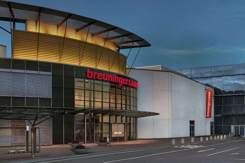 breuninger ludwigsburg clothing store in ludwigsburg. Black Bedroom Furniture Sets. Home Design Ideas