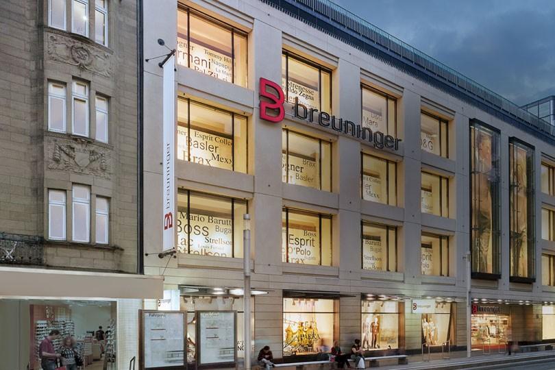 Breuninger Karlsruhe