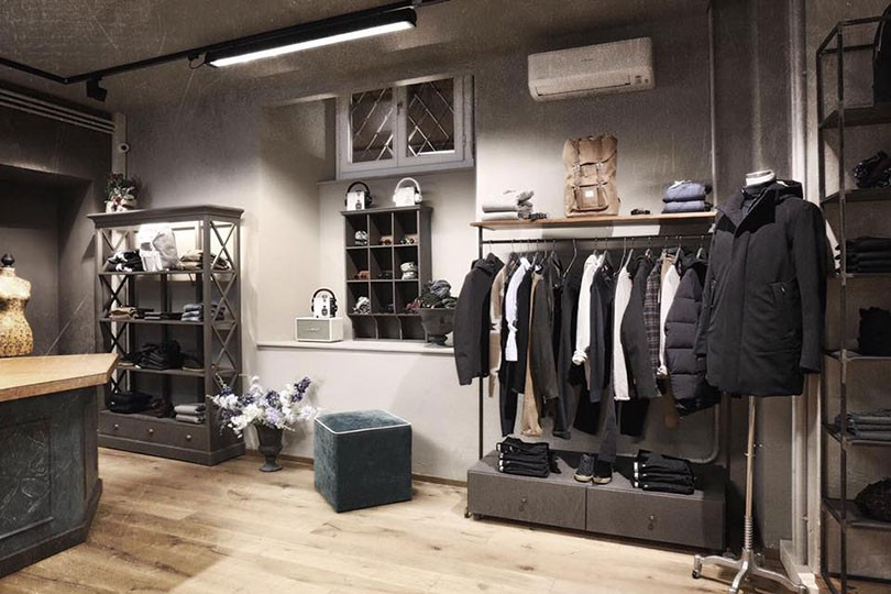 Penelope clothing store