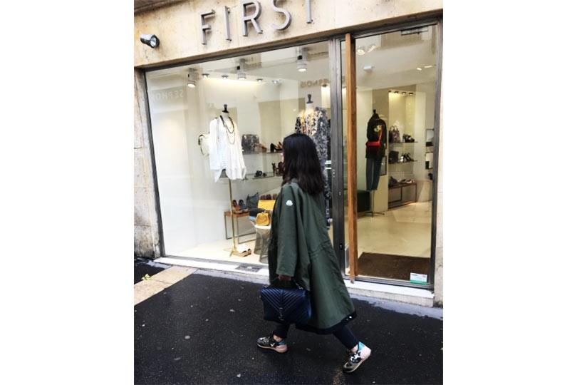 First Femme
