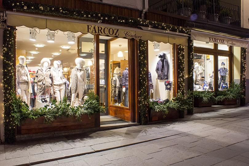 Farcoz Couture Courmayeur