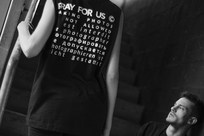 Pray for Us