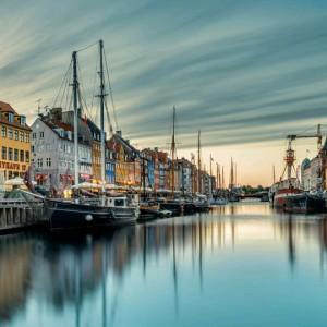 Shopping a Copenaghen