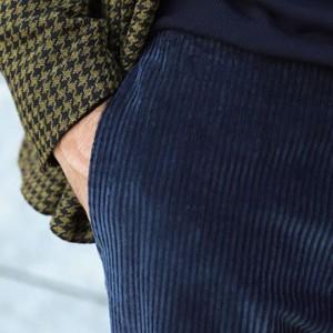 Pantalone Velluto Roccia