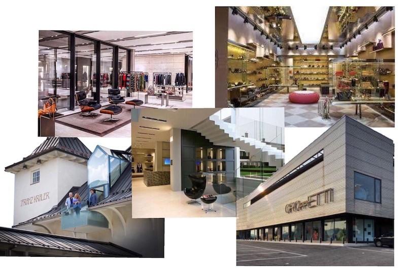 Cinque boutique di provincia top