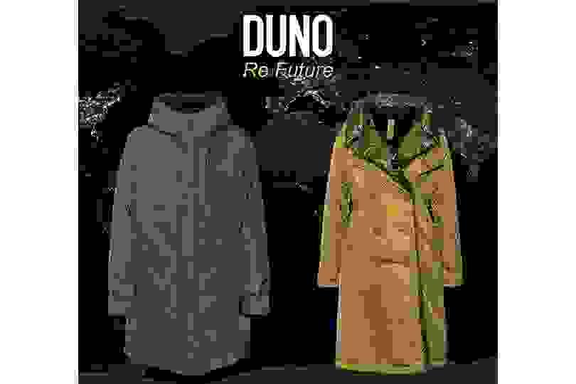 Il brand di outerwear lancia il progetto Refuture, dove urban-chic fa rima con eco.