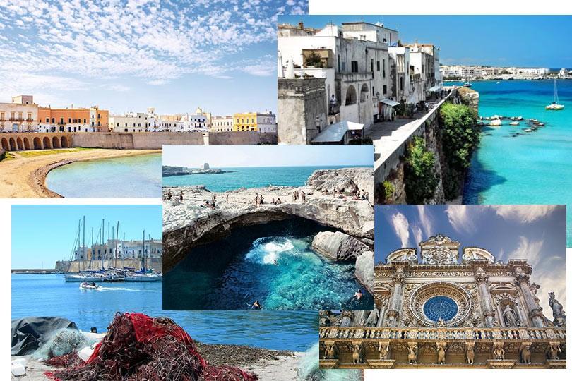 Da Lecce a Maglie, passando per Gallipoli, Galatone e Casarano: cinque indirizzi da non perdere