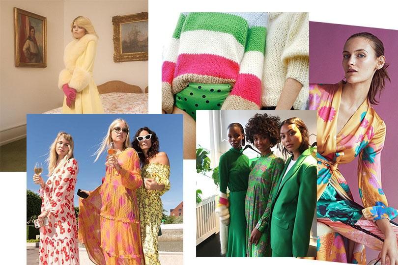 Tira un vento caldo dal nord sulla moda donna