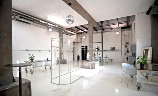 le formiche showroom